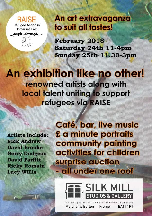 RAISE art poster final
